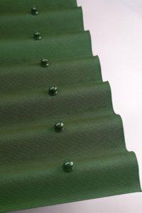 Onduline žalia